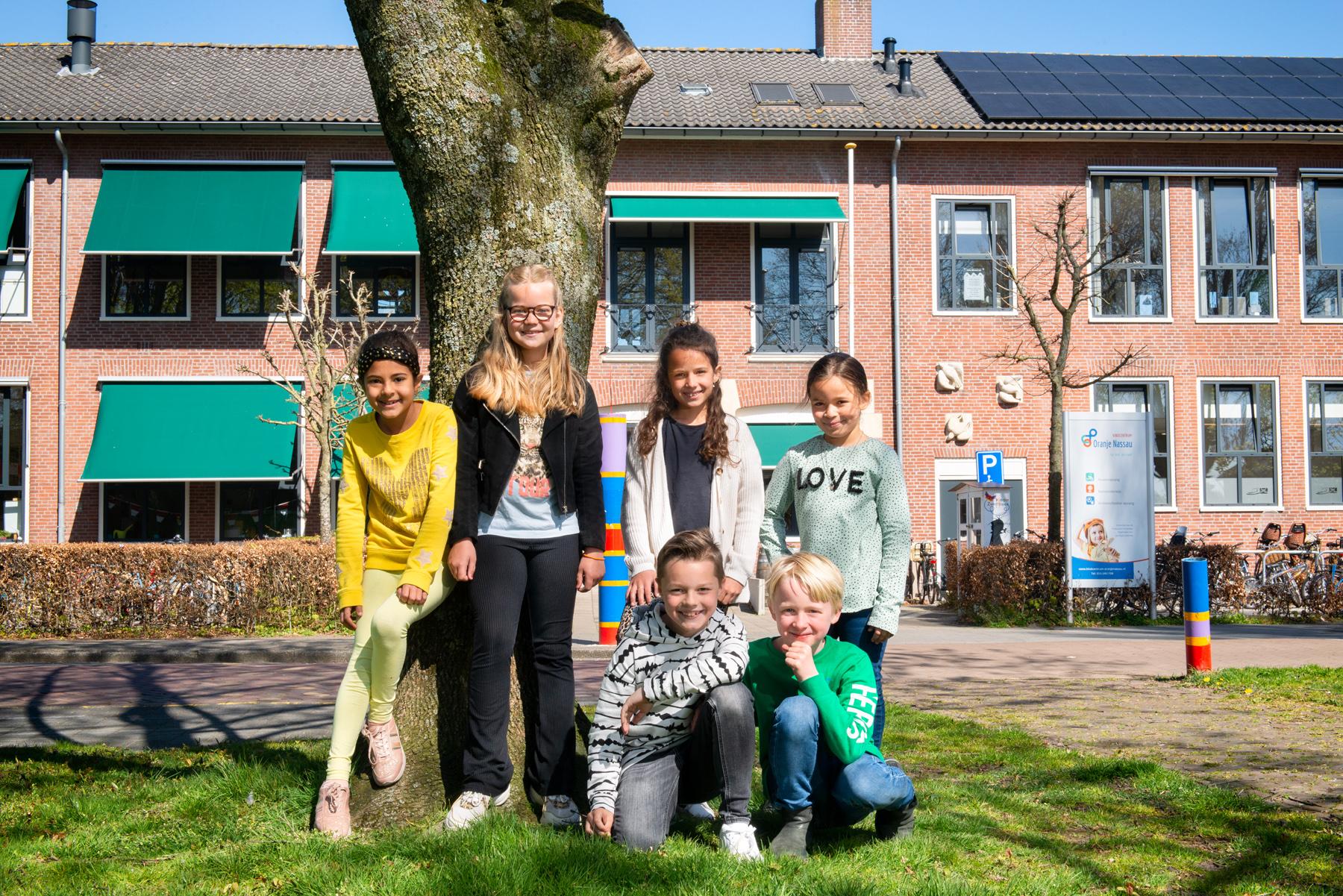 Kindcentrum Oranje Nassau Nijkerk 42 LR